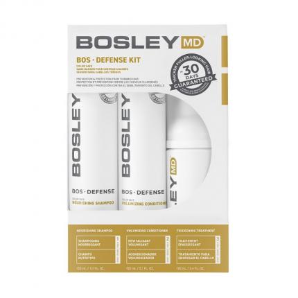 BOSLEY BosDefense Color Safe Starter Pack Int'l [BOS316]