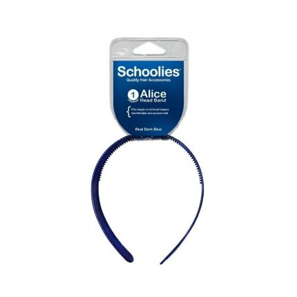Schoolies Alice Head Band Real Dark Blue [SCH134]