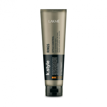 Lakme K.Style Rings Curl Activator Balm 150ml [LM743]