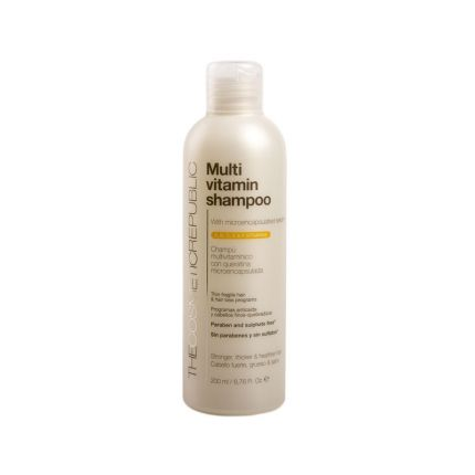 TheCosmeticRepublic Multivitamin Shampoo 200ml Hair Loss Dermocosmetics [TCR140]