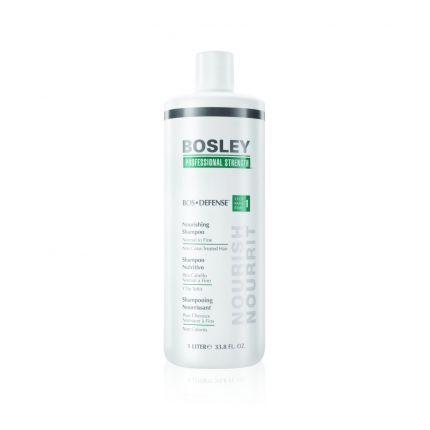 Bosley BOS DEFENSE Nourishing Shampoo for Non Color-Treated Hair 1000ml [BOS102]