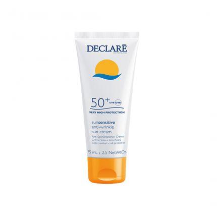 Declare Anti Wrinkle Sun Cream SPF50+ 75ml [DC563]