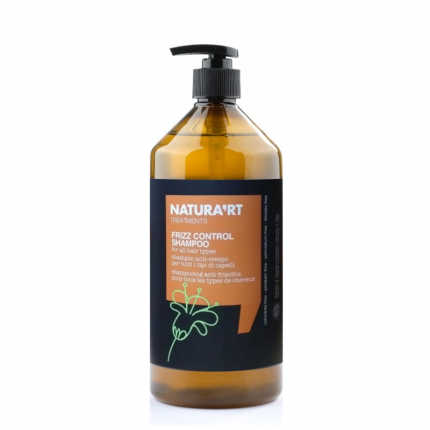 Rica Natura'rt Frizz Control Shampoo 1000ml [RCAR160]