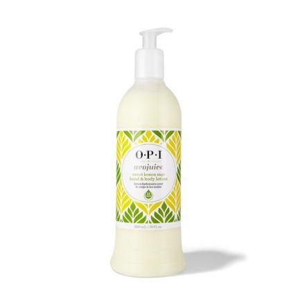 OPI Avojuice Hand & Body Lotion- Sweet Lemon Sage 600ml [OPAVP16]
