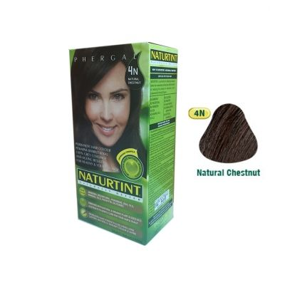 Naturtint 4N Natural Chestnut 165ml [NTT4N]