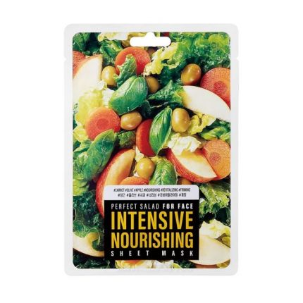 NRL Perfect Salad Intensive Nourishing Sheet Mask 25ml [NRL003]