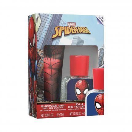 Spiderman Set EDT 30ml + Shower Gel 70ml