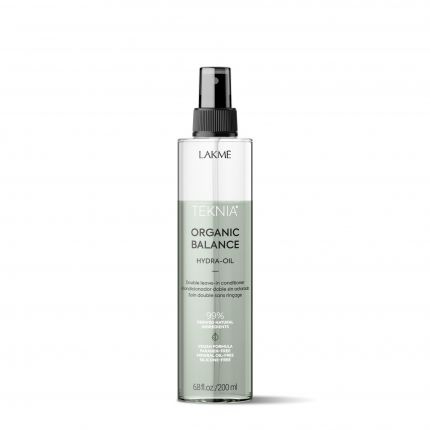 Lakme Teknia Organic Balance Hydra Oil 200ml [LMT104]