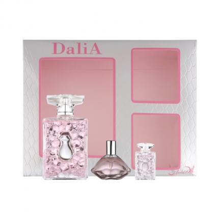 Salvador Dali - DALIA EDT spray - 50 ml + 15ml + Mini 4.5ml [YS3021]