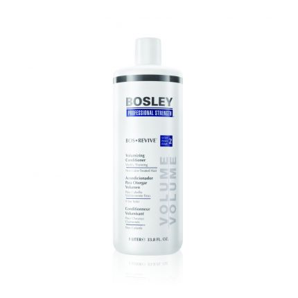 Bosley BOS REVIVE Volumizing Conditioner for Non Color-Treated Hair 1000ml [BOS124]