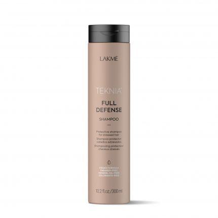 Lakme Teknia Full Defense Shampoo 300ml [LMT112]