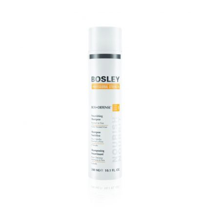 Bosley BOS DEFENSE Nourishing Shampoo for Color-Treated Hair 300ml [BOS111]