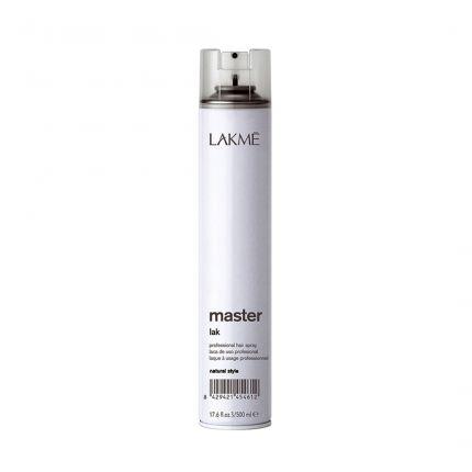 Lakme Master Lak X-Strong Professional Hair Spray 500ml [LM2112]