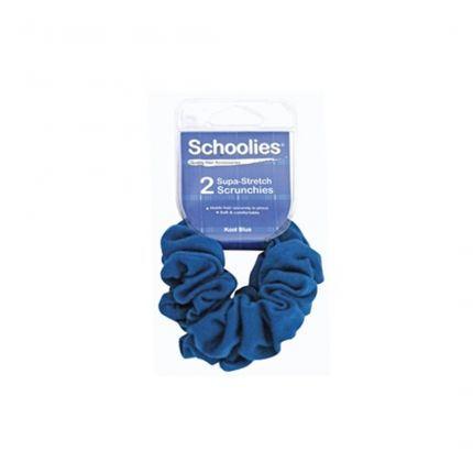 Schoolies Scrunchies Kool Blue [!SCH101]