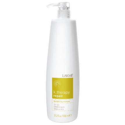 Lakme K.Therapy Repair Revitalizing Shampoo 1000ml [LM982]