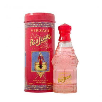 Versace Red Jeans Women EDT 75ml [YV04]