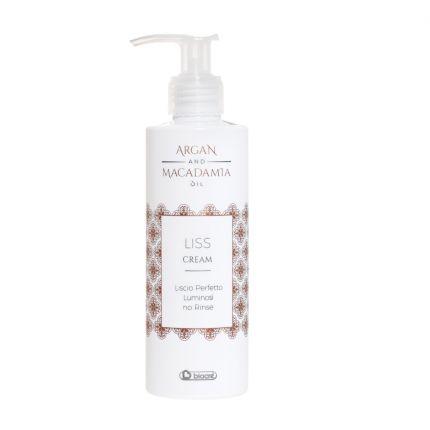 Biacre Argan and Macadamia Oil Liss Cream 200ml [BC1216]