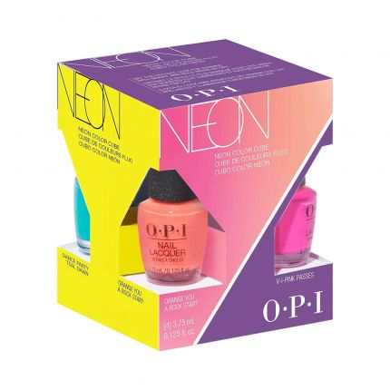 OPI Neon '19 Nail Lacquer - 4pc Mini Pack [OPDDN01]