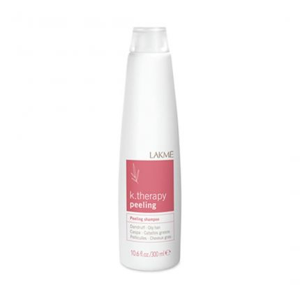 Lakme K.Therapy Peeling Shampoo Oily Hair 300ml [LM941]