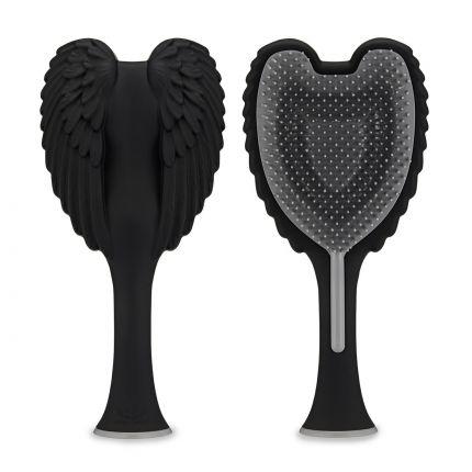 Tangle Angel 2.0 Detangling Hair Brush - Soft Touch Black - Grey [TGA27]