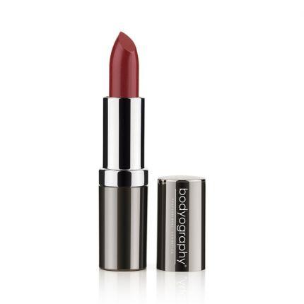 Bodyography Mineral Lipstick - Anna (Deep Red Satin Matte) [BDY512]