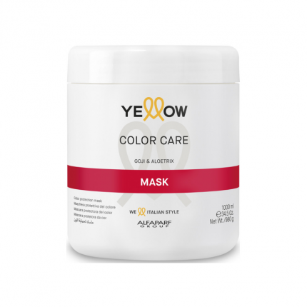 Yellow Color Care Mask 1000ml [YEW563]