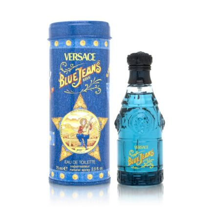 Versace Blue Jeans EDT for Him75ml [YV05]