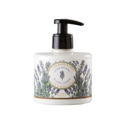 Panier Des Sens Hand & Body Lotion Relaxing Lavender 300ml [PDS208]