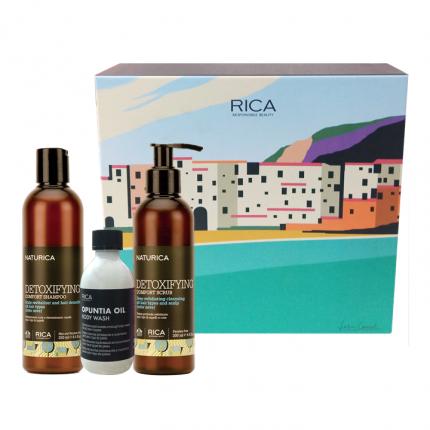 RICA Detoxifying Comfort Gift Pack  [RCA104]