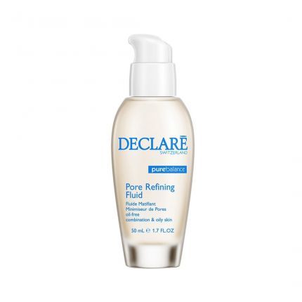Declare Pure Balance Sebum Reducing & Pore Refining Fluid Oil Free 50ml [DC455]