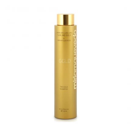 Miriam Quevedo Sublime Gold The Gold Shampoo 250ml [!MQ41]