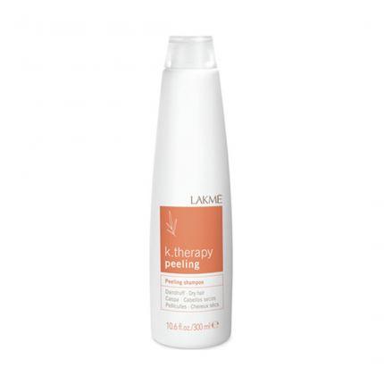 Lakme K.Therapy Peeling Shampoo Dry Hair 300ml [LM943]
