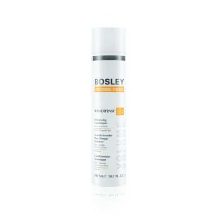 Bosley BOS DEFENSE Volumizing Conditioner for Color-Treated Hair 300ml [BOS113]