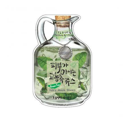 Baviphat Green Tea Juicy Mask Sheet 23g [SOQUB100]