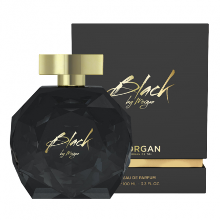 BLACK BY MORGAN - EDP - 100mL