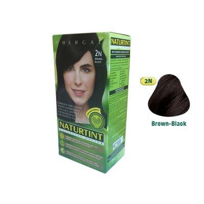 Naturtint 2N Brown Black 165ml [NTT2N]