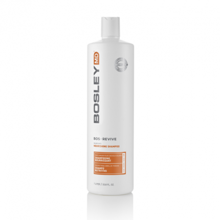 BOSLEY BosRevive Color Safe Nourishing Shampoo 1 Liter [BOS332]