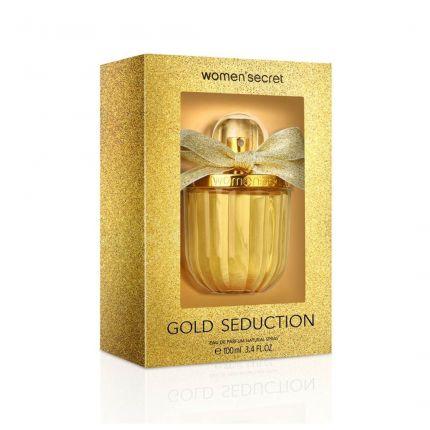 Women Secret Gold Seduction Eau De Parfum 100ml [YW121]