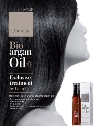 Lakme K.Therapy Bio Argan Oil 125ml [LM989]