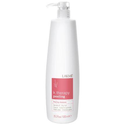 Lakme K.Therapy Peeling Shampoo Oily Hair 1000ml [LM942]