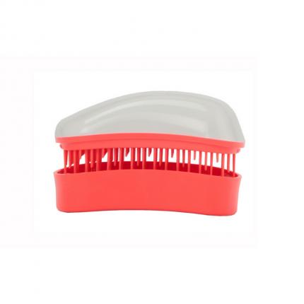 DESSATA Detangling Mini Brush White-Coral [DES304]