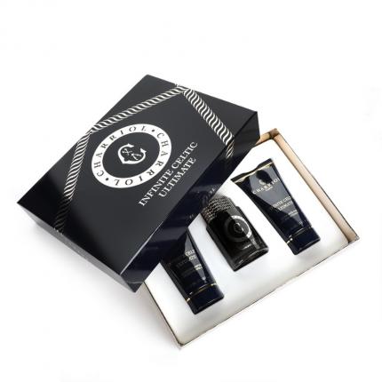 CHARRIOL Infinite Celtic Ultimate For Men Set EDP 100ml + Shower Gel 150ml + Aftershave Balm 150ml [YC852]