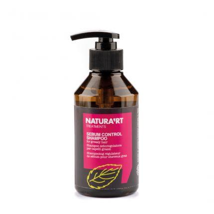 RICA NATURA'RT Sebum Control Shampoo 250ml [RCAR151]