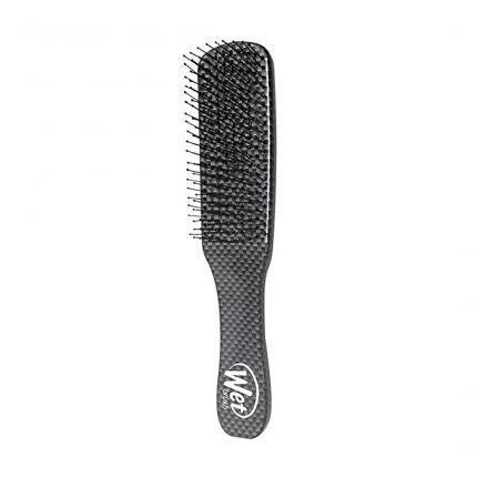 Wet Brush Men's Brush Black Leather [WB132]