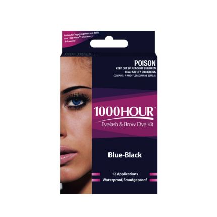 1000 HOUR Mascara Dye Blue / Black [HR311]