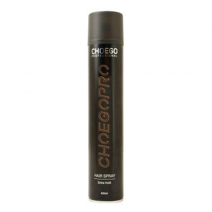 Choego Professional Extra Hold Hair Spray 420ml [CHG01]