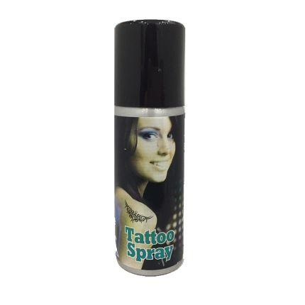 Taoi Fun Temporary Tattoo Spray Black 50ml [TA21]