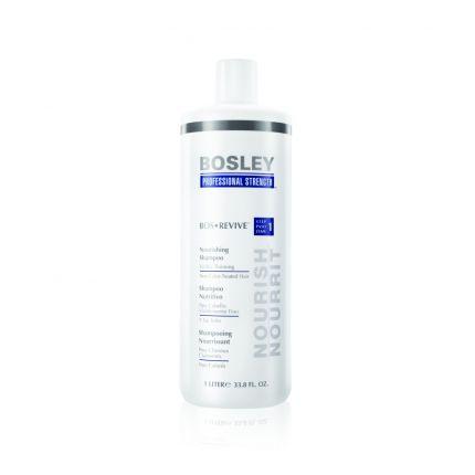 Bosley BOS REVIVE Nourishing Shampoo for Non Color-Treated Hair 1000ml [BOS122]