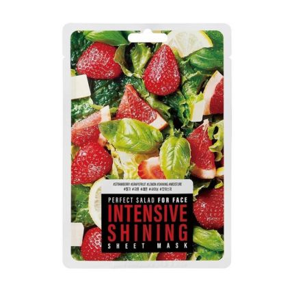 NRL Perfect Salad Intensive Shining Sheet Mask 25ml [NRL004]