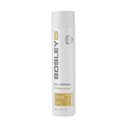 BOSLEY BosDefense Color Safe Nourishing Shampoo 300 ml [BOS311]